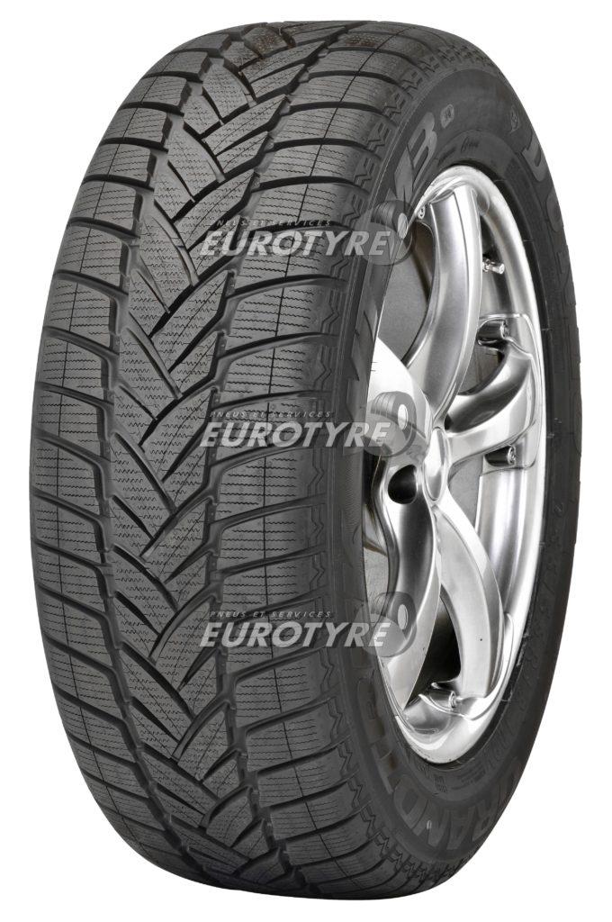 Pneu Dunlop Hiver<br>Grandtrek WT M3