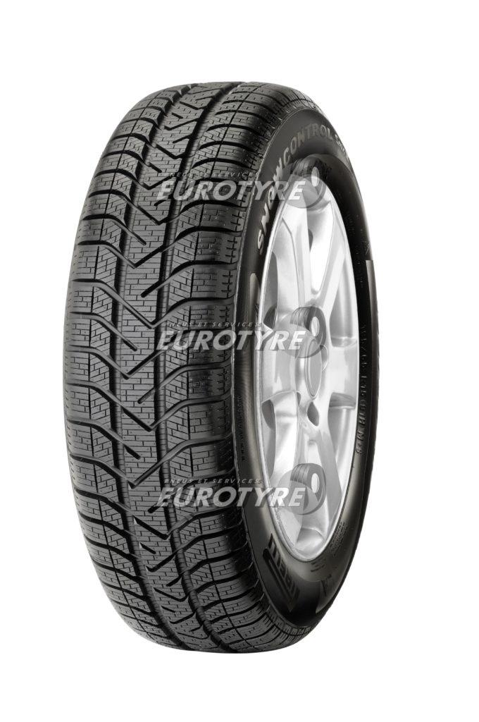 Pneu Pirelli Hiver<br>Winter 210 Snowcontrol Serie II